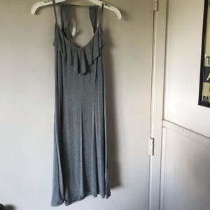 Hollister form fitting grey dress, XS